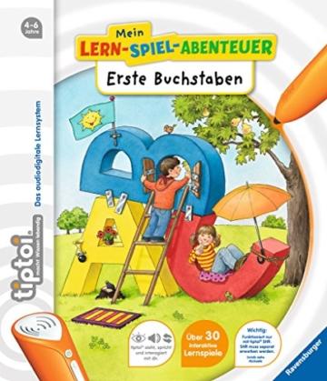 Ravensburger tiptoi Buch Erste Buchstaben -