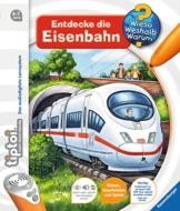 Ravensburger tiptoi Entdecke die Eisenbahn -