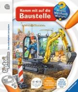 Ravensburger - tiptoi Komm mit auf die Baustelle -