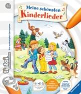 Ravensburger tiptoi Meine schönsten Kinderlieder -