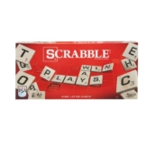 Scrabble A8166 Classic Scrabble by Hasbro -