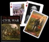 The American Civil War Playing Cards Deck Piatnik Austria by Piatnik -