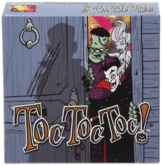 Toc Toc Toc! (Knock Knock!) Card Game by Asmodee Editions -