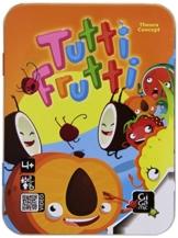 Tutti Frutti: Gesellschaftsspiel/Kinderspiel -