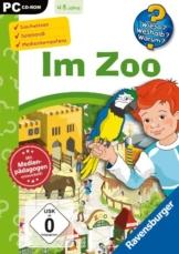 """Wieso? Weshalb? Warum? CD-ROM """"Im Zoo"""" für PC: Computerspiel -"""