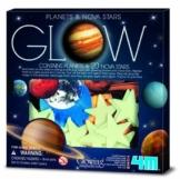 4M 68255 - Glow Planets and Nova Stars, 20 Teile -