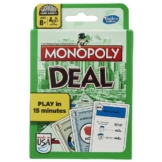 Monopoly Deal Card Game -