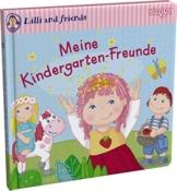 Haba 300198 - Freundebuch: Lilli and friends, Meine Kindergarten-Freunde -
