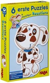 Haba 3902 - Erste Puzzle - Haustiere -