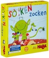 HABA 4465 - Socken zocken, Suchspiel -
