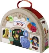 HABA 7633 - Meine erste Spielwelt Zoo - Großes Spielset -