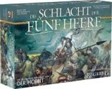 Heidelberger HE596 - Hobbit - Schlacht der Fünf Heere - Ein Strategiespiel für 2 Personen -
