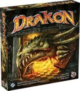 Heidelberger Spieleverlag HE755 - Drakon - 4 Edition -