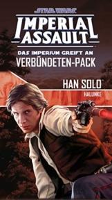 Heidelberger Spieleverlag HSV Star Wars I.A.: Han Solo -