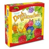 Noris Spiele 606011074 - Drehwürmchen, Kinderspiel -