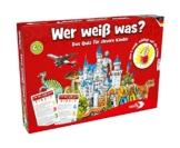 """Noris Spiele 606011635 - """"Wer weiß was?"""" Kinderspiel -"""