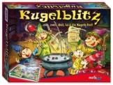 Noris Spiele 606015619 - Kugelblitz, Kinderspiel -