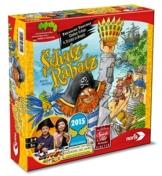 Noris Spiele 606018015 - Schatz Rabatz Holzkistenspiel -