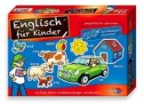 Noris Spiele 606076362 - Englisch für Kinder 1. und 2. Klasse, Kinderspiel -