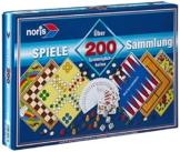 Noris Spiele 606112583 - Spielesammlung mit 200 Spielmöglichkeiten -