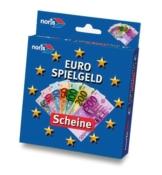 Noris Spiele 606521013 - Euro Spielgeld Scheine -