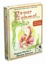 Pegasus Spiele 17871G - Es war einmal: Magische Märchen & Ritterliche Romanzen (2 Themensets) -