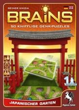 Pegasus Spiele 18130G - Brains - Japanischer Garten, Brettspiele -