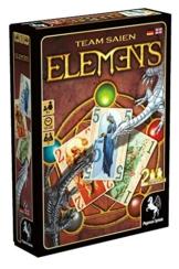 Pegasus Spiele 18280G - Elements, Kartenspiele -
