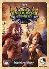 Pegasus Spiele 18314G - Seventh Hero, Kartenspiele -