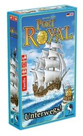Pegasus Spiele 20018G - Port Royal unterwegs Kartenspiel -