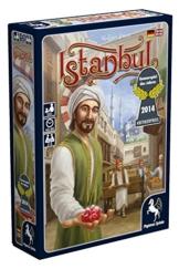 Pegasus Spiele 55115G - Istanbul -