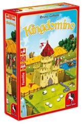 Pegasus Spiele 57103G - Kingdomino Brettspiel -