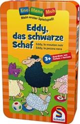Schmidt Spiele 51290 - Ene Mene Muh, Eddy, das schwarze Schaf -