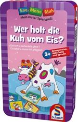 Schmidt Spiele 51292 - Ene Mene Muh, Wer holt die Kuh vom Eis? -