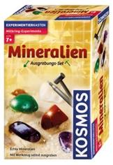Kosmos 630447 - Ausgrabungsset Mineralien -