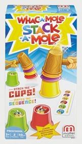 Mattel Spiele BFV27 - Autsch Stapelspaß Spiel -