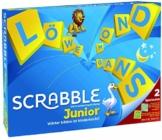 Mattel Spiele Y9670 Scrabble Junior, Kreuzwortspiel -