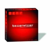 Mattel V9913 Bezzerwizzer Brettspiel, rot -