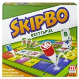 Mattel Y2319 - Skip-Bo Brettspiel -