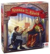 Mattel Y2553 - Kronen für den König, Strategie- und Geschicklichkeitsspiel -