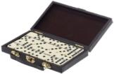Philos 3600 - Domino, Doppel 6, in Kunststoffkoffer, Legespiel -