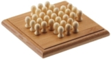 Philos 6495 - Solitaire, Bambus, Green Games, Reisespiel, Strategiespiel -